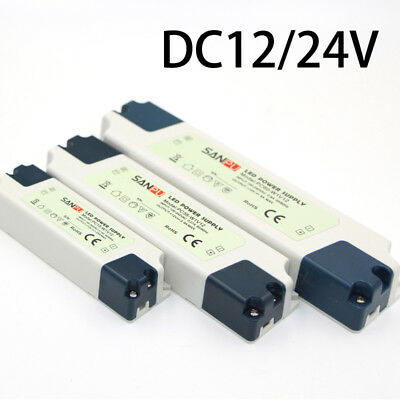 DC5//12//24//48V 12W 1000W LED Trafo Netzteil Treiber Driver Adapter Transformator