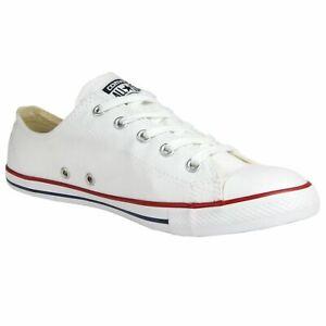 Details zu Converse All Star Chuck Taylor Dainty Ox Schuhe Sneaker Damen Grosse 38