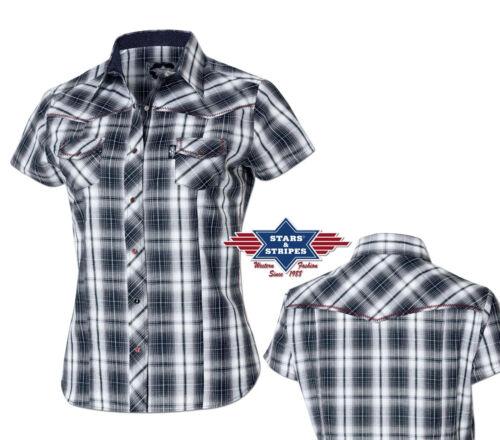 """Country Cowboy Western Bluse /""""Larissa/"""" Gr 3XL S"""