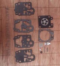Repair Overhaul Kit Carb Carburetor Rebuild for Walbro K10-wyc WYC
