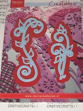 LR0271 MARIANNE CREATABLE ANJAS VINTAGE SWIRLS