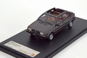 Lancia Delta Selene Semi-convertible 1983 Gris Foncé 1/43 Prd0023 Premiumx
