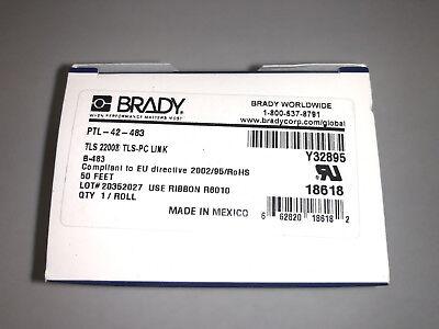 Brady PTL-20-483 Label for TLS 2200 TLS PC Link