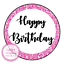 Happy-Birthday-Party-Glitter-Style-Sweet-Cone-Birthday-Cake-Box-Gift-Seal-Hamper thumbnail 14
