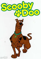7 Scooby-doo Character Wall Safe Sticker Character Border Cut Out