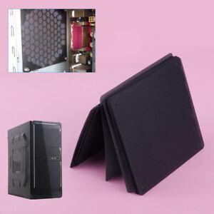10pcs-140mm-PVC-Computer-PC-Dustproof-Filter-Mesh-Cooler-Fan-Dust-Case-Cover