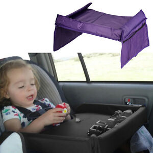 Image Is Loading Child Toddler Adjustable Car Seat Table Travel Food