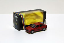 1:43 Schabak Ford Escort MK5 1990 red NEW bei PREMIUM-MODELCARS