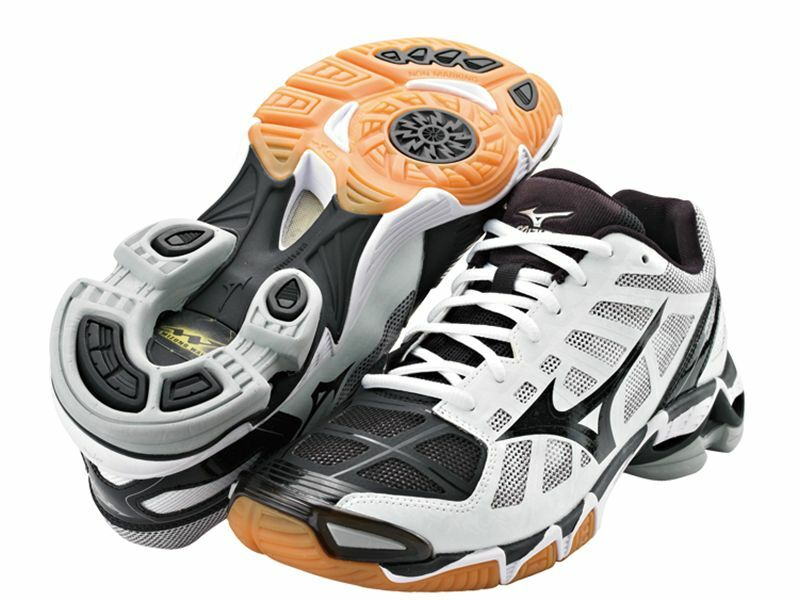 Chaussure volleyball Wave Mizuno Lightning RX2 Low Man end of series