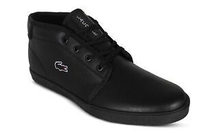 Lacoste-Ampthill-120-2-CMA-Men-039-s-Sneakers-Black-7-39CMA001702H
