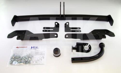 Für Toyota RAV4 mit Reserverad an der Hecktür 06-13 Anhängerkupplung starr AHK