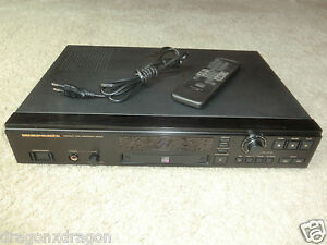 MARANTZ-dr700-CD-Recorder-con-cdr630-Firmware-Upgrade-prende-tutti-CD-R-GARANZIA