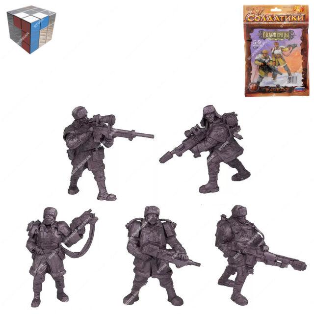 Samurai 54 mm 1//32-5 Fantasy Figures Tehnolog Fantasy Battles Russian Toy Soldiers
