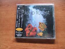 DEEP FOREST - BOHEME JAPAN CD MINT