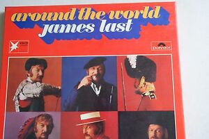 Mit James Last &quot;Around the world&quot;, Cassette mit 3 LPs - <span itemprop=availableAtOrFrom>Münster, Deutschland</span> - Mit James Last &quot;Around the world&quot;, Cassette mit 3 LPs - Münster, Deutschland