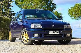 Mozzo adattatore volante Renault Clio 1° serie williams R5 GT Turbo adapter