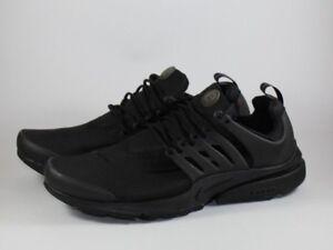 on sale 0b263 1210f Image is loading Nike-Air-Presto-Essential-Running-Shoe-Triple-Black-