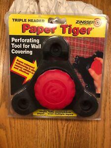 Paper Tiger Triple Headed Wallpaper Removal Tool Zinsser ...
