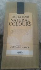 2xsimply capelli colori naturali, basta aggiungere acqua più Scuro Marrone