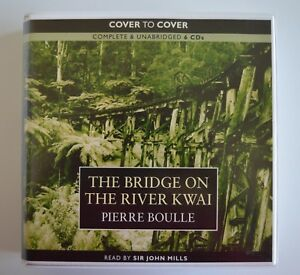 The-Bridge-on-The-River-Kwai-by-Pierre-Boulle-Unabridged-Audiobook-6CDs