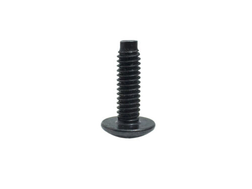 100 Pack G1224-DSW-B10 Screws w// Washers RackGold® 12-24 Slide-on Cage Nuts