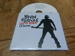 KEVIN-RUDOLF-FEAT-LIL-WAYNE-LET-IT-ROCK-FRENCH-CD-PROMO