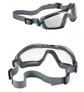 c5b37ea690a Bolle Cobra TPR Safety Glasses Goggles - Foam - Anti Mist   Scratch ...