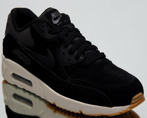Details about Nike air max 90 Premium Leather Ultra Essential 2.0 Men's Sneaker Shoes New