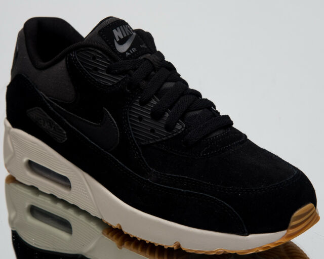 quality design 89f6d d1fbf Nike Air Max 90 Ultra 2.0 Leather Men New Black Lifestyle Sneakers  924447-003