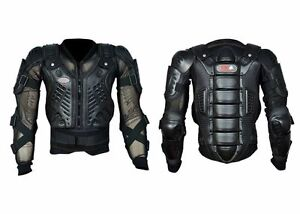Men-039-s-Motorcycle-Motorbike-Motocross-Body-Armour-spine-Protector-Guard-Jacket