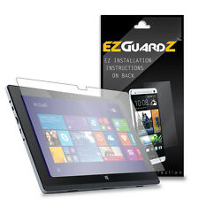 2X EZguardz Screen Protector Cover HD 2X For Acer Iconia One 10 S1001 / S1002