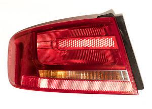Audi-A4-8K-Limo-B8-Heckleuchte-links-aussen-8K5945095D-Rueckleuchte-Ruecklicht-TOP