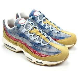 newest a9fe7 dcd8d Image is loading NWT-Nike-Air-Max-95-Wild-West-Pack-