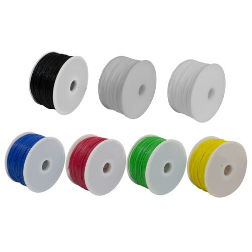1.75mm Nylon (NYL) Filament for 3D Printing 1kg/Roll Color