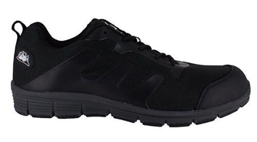 MENS SAFETY TRAINERS LIGHTWEIGHT GROUNDWORK GR95 STEEL TOE CAP ANTI SLIP 3-13