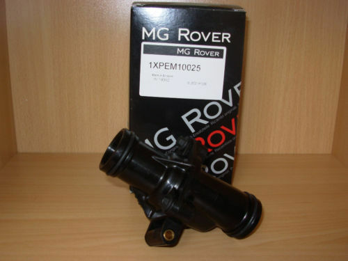 MG ROVER ORIGINALE Termostato ZR 25 45 75 ZS MGF MGTF pem10025 con alloggiamento