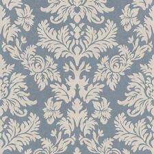 Rasch Barbara Becker Damask Pattern Wallpaper Baroque Textured Fabric Effect