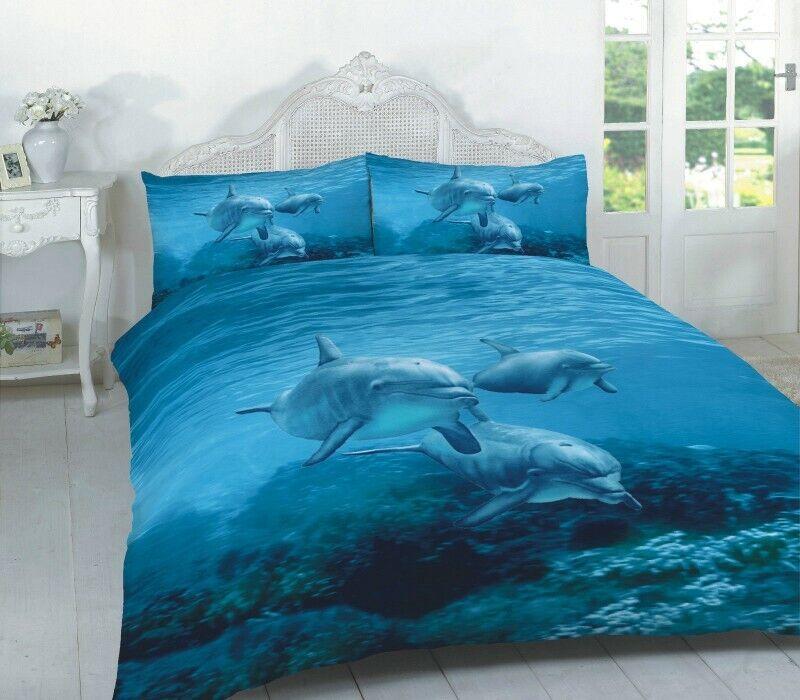 Dolphin Duvets, Dolphin Bedding