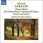 Richard Strauss - : Piano Music (2006)