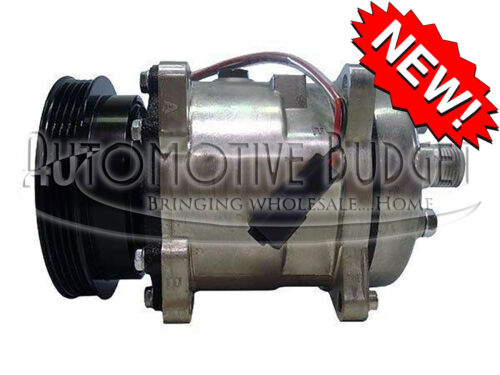 NEW A//C Compressor w//Clutch for Bobcat Toolcats Excavators and Skidsteers