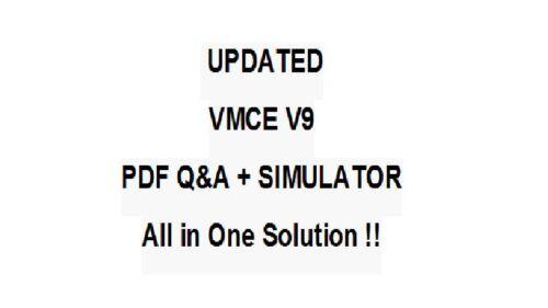 Veeam Certified Engineer v9 VMCE/_V9 QA PDF/&Simulator