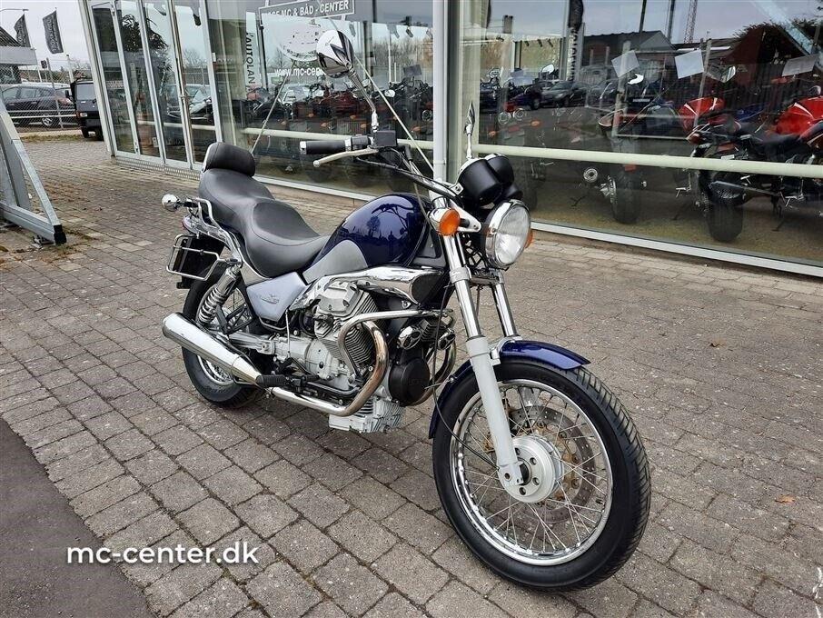 Moto Guzzi, Nevada 750 Club, ccm 22000