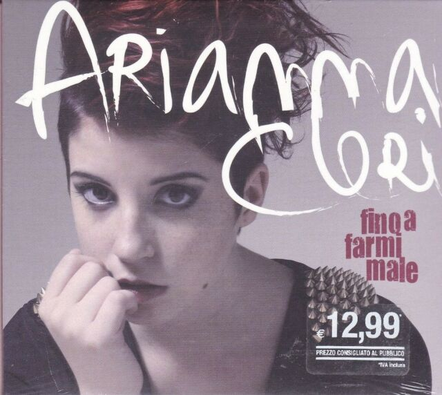 CD ♫ Audio « Arianna Cleri ~ Jusqu A Me Faire Male » Neuf Digipack