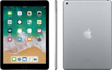 Apple iPad 6th Gen. 128GB, Wi-Fi , 9.7in - Space Gray