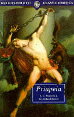 Priapeia (Wordsworth Classic Erotica)-ExLibrary