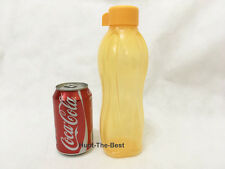 Neu TUPPERWARE Eco Easy Ecoeasy Trinkflasche Flasche 750ml Gelb