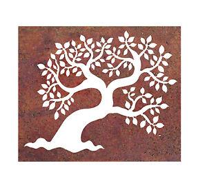 Leaf-Tree-Box-Metal-Garden-Wall-Art-Panel-Australian-Made