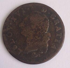 M105-Sol-A-L-039-ecu-Gratia-1786-Monnaie-Louis-XVI-Voir-Photos