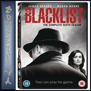 THE-BLACKLIST-COMPLETE-SEASON-6-SIXTH-SEASON-BRAND-NEW-DVD