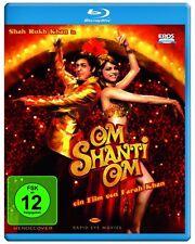 Om Shanti Om (Shah Rukh Khan) Bollywood Blu-ray Disc NEU + OVP!